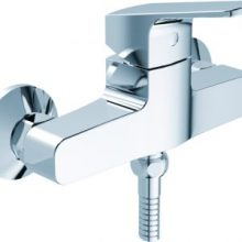 WF-0412.7S1.50 - Ideal Std Concept Square Shower Mixer. (New)