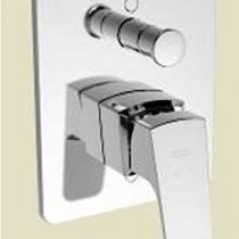 WF-0421.7S9.50 - Ideal Std Square Concealed Bath & Shower Mixer
